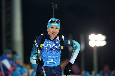 Олимпийская чемпионка  Елена Пидгрушная возвращается в биатлон