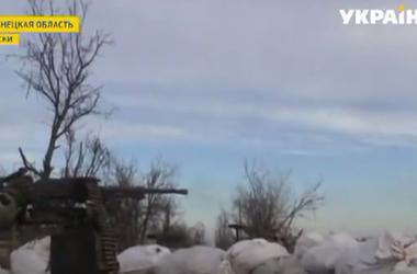 Сутки в зоне   боевых действий прошли без погибших и раненых