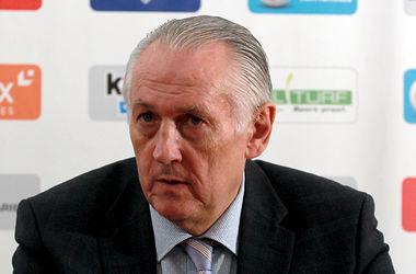 У Фоменко нет никаких претензий к игрокам сборной Украины