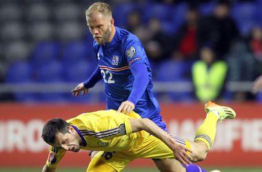 Сборная Исландии разгромила Казахстан в отборе Евро-2016