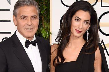 Джордж Клуни оборудовал секретную комнату для сейфа жены