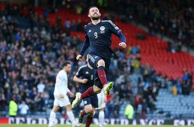 Гибралтар забил первый гол в отборочных турнирах в своей истории