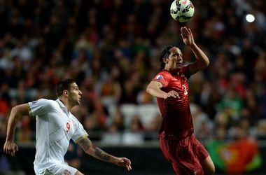 Португалия вышла в лидеры группы I отбора на Евро-2016