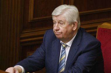 """Шокин рассказал о трудностях """"достать"""" беглых чиновников Януковича и самого экс-президента"""