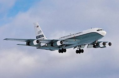 Представители США и Украины совершат наблюдательный полет над Россией