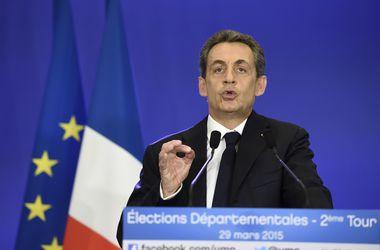 На местных выборах во Франции победила партия Саркози