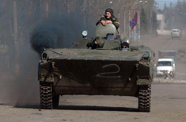 Боевики накапливают технику в районе Новоазовска – разведка