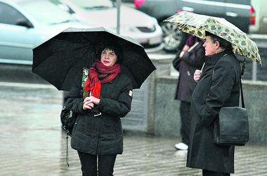 Синоптики прогнозируют похолодание, снег и дожди до конца недели