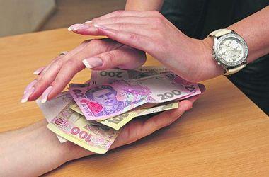 Cредняя зарплата в Украине выросла на 178 грн
