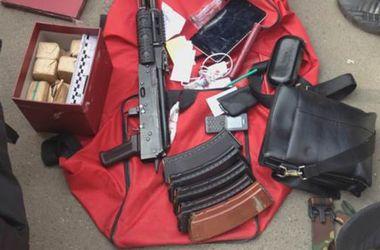 В Киеве задержали торговца оружием из Ялты