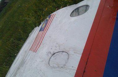 ГПУ: основная версия авиакатастрофы над Донбассом - самолет был сбит сепаратистами