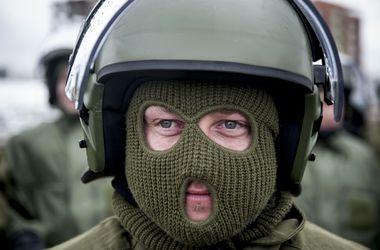 В Прагу зашел военный конвой США