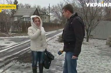 Тысячи домов остаются без электричества в Луганской области