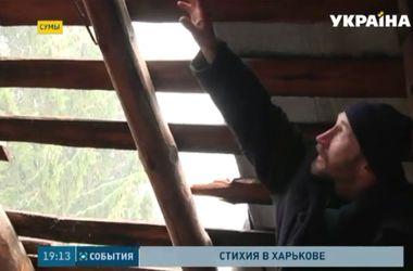 Из-за непогоды в Харькове транспортный коллапс