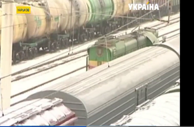 Очередной взрыв на железной дороге произошел в Харькове