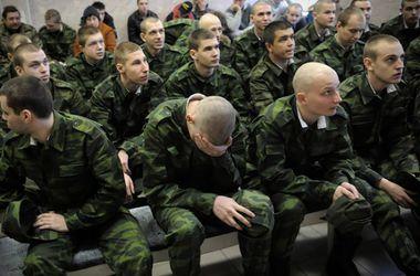 В апреле-мае в армию призовут более 21 тысячи украинцев