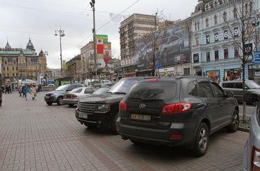 """В Киеве снесут незаконные парковки – """"Киевтранспарксервис"""""""