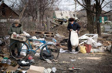 ООН урежет помощь Донбассу