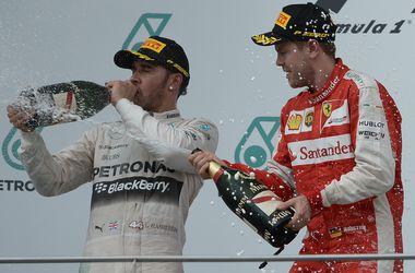 Гонщик Формулы-1 Льюис Хэмилтон станет вторым в списке самых высокооплачиваемых спортсменов в мире