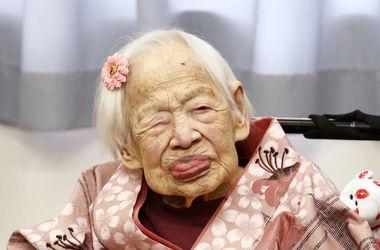 После смерти 117-летней японки старейшим человеком мира стала американка