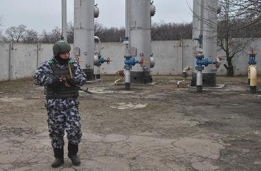 Нацгвардия взяла под охрану газораспределительные станции в зоне боевых действий