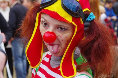 В Одессе празднуют День смеха