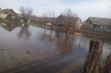 Наводнение в Одесской области разрушило дома и затопило огороды