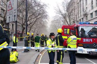 Лондон затянуло токсичным дымом, идет массовая эвакуация