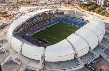 Стадион, принимавший матчи ЧМ-2014, будет продан из-за долгов