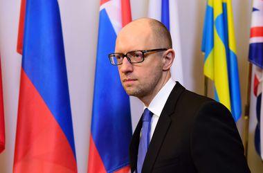 Яценюк выступает за введение должности вице-премьера по евроинтеграции