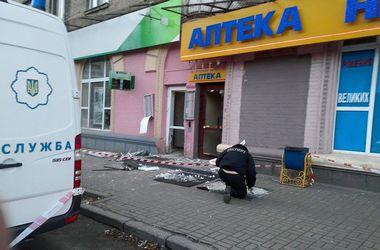 Подробности ночного взрыва в Киеве: милиция рассматривает несколько версий