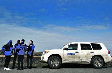 Наблюдатели ОБСЕ призывают упразднить линию разграничения на Донбассе