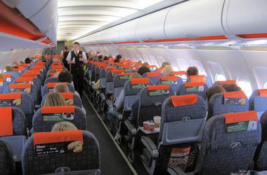 Пассажир самолета избил стюардессу из-за бутерброда