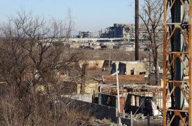 В Донецке гремит артиллерийская канонада