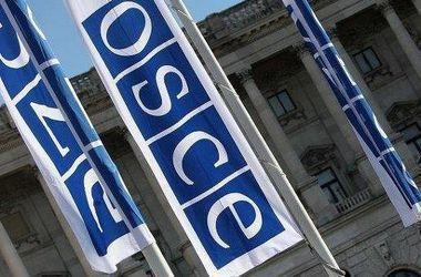 ОБСЕ считает, что от линии разграничения следует отводить танки и живую силу