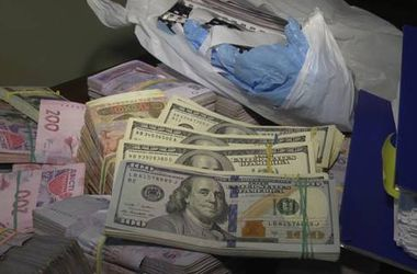 """Милиция """"накрыла"""" конвертационный центр с годовым оборотом более 1 млрд. гривен"""