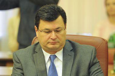 Квиташвили уволил всех глав департаментов Минздрава