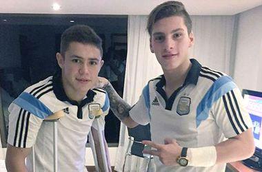 Игрок юношеской сборной Аргентины выпал из окна
