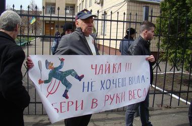 Киевляне обвиняют главу Днепровского управления МВД в крышевании нелегального бизнеса