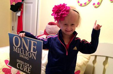 <p>Хейли Оникс. Фото: Progeria Research Foundation\Facebook</p>
