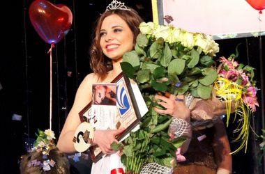 В Харькове выбрали самую красивую студентку
