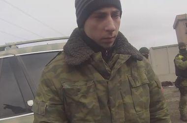 """""""Донбасс"""" показал обмен пленного боевика на погибших украинских бойцов"""