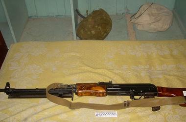 На запорожском блокпосту задержали военного с пулеметом, который взял в заложники водителя