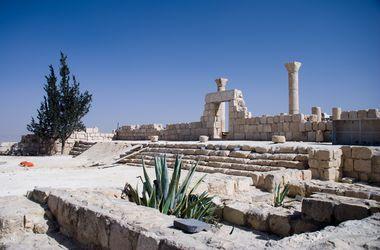 <p>Гора Небо. Согласно библейскому преданию, именно с этого места пророк Моисей увидел Землю Обетованную. Все фото сделаны автором статьи.</p>