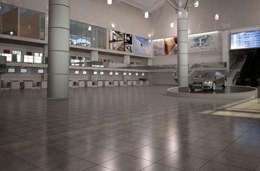 Как будет выглядеть 4-этажный терминал Одесского аэропорта