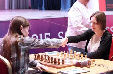 Украинка Музычук повела в финале чемпионата мира по шахматам