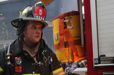 В США началась паника из-за пожара на заводе бытовой химии