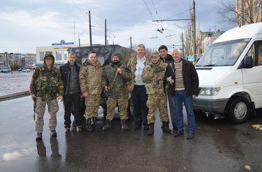 Волонтеры из Буковины привезли в Луганскую область гуманитарку - Москаль