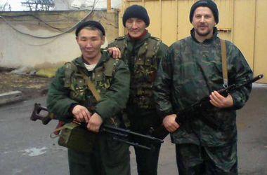 В Донецк прибыли очередные боевые буряты