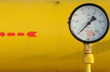 За три дня Украина выбрала 161 млн реверсного газа